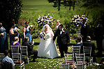 The Garden Wedding of Denise and Hans<br />  at Crabtree Kittle House<br /> Chappaqua, Westchester, New York<br /> August 22, 2020