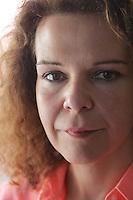 Turchia, Istanbul, la scrittrice turca Esmahan Aykol
