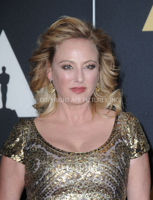 WWW.ACEPIXS.COM<br /> <br /> November 14 2015, LA<br /> <br /> Virginia Madsen arriving at the Academy of Motion Picture Arts and Sciences' 7th Annual Governors Awards at The Ray Dolby Ballroom at the Hollywood &amp; Highland Center on November 14, 2015 in Hollywood, California<br /> <br /> <br /> By Line: Peter West/ACE Pictures<br /> <br /> <br /> ACE Pictures, Inc.<br /> tel: 646 769 0430<br /> Email: info@acepixs.com<br /> www.acepixs.com