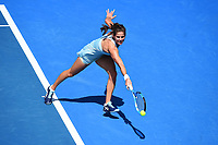 Julia Goerges from Germany during the ASB Classic WTA Women's Tournament Day 7 Singles Final. ASB Tennis Centre, Auckland, New Zealand. Sunday 7 January 2018. ©Copyright Photo: Chris Symes / www.photosport.nz