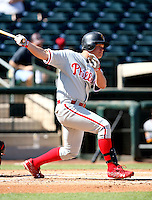 Jeremy Slayden / Mesa Solar Sox 2008 Arizona Fall League..Photo by:  Bill Mitchell/Four Seam Images