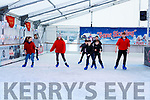 Grab some skates and have some fun at the Killarney on Ice Skating ring on Saturday