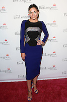 HOLLYWOOD, LOS ANGELES, CA, USA - OCTOBER 09: Ana Brenda Contreras arrives at the Eva Longoria Foundation Dinner held at Beso Restaurant on October 9, 2014 in Hollywood, Los Angeles, California, United States. (Photo by David Acosta/Celebrity Monitor)