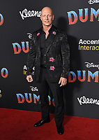 11 March 2019 - Hollywood, California - Joseph Gatt. &quot;Dumbo&quot; Los Angeles Premiere held at Ray Dolby Ballroom. Photo <br /> CAP/ADM/BT<br /> &copy;BT/ADM/Capital Pictures