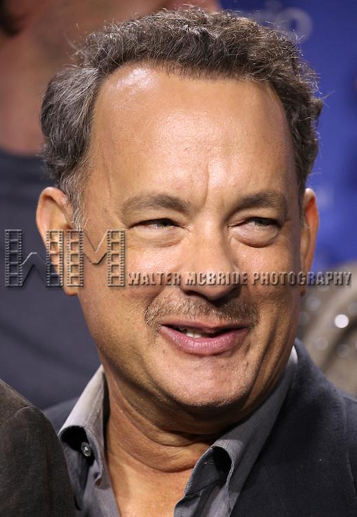 Tom Hanks attending the The 2012 Toronto International Film Festival.Photo Call for 'Cloud Atlas' at the TIFF Bell Lightbox in Toronto on 9/9/2012
