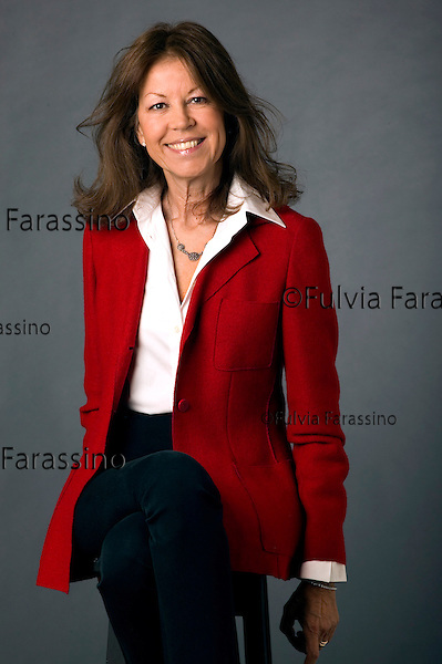 13 Ottobre 2005, Milano.Lina Sotis