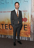 """10 January 2019 - Hollywood, California - Scoot McNairy. """"True Detective"""" third season premiere held at Directors Guild of America.   <br /> CAP/ADM/BT<br /> ©BT/ADM/Capital Pictures"""