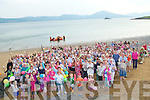 CELEBRATION: On Sunday at Locke Beach, Fenit the celebration of Light took place in raiseing funds for the Recovery Haven, Killerisk, Tralee as many hundreds attended.