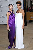 NEW YORK CITY, NY, USA - MAY 12: Carly Cushnie, Michelle Ochs at the American Ballet Theatre 2014 Opening Night Spring Gala held at The Metropolitan Opera House on May 12, 2014 in New York City, New York, United States. (Photo by Celebrity Monitor)