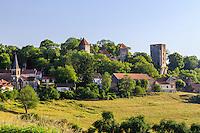 France, Côte-d'Or (21), Chaudenay-le-Château // France, Cote d'Or, Chaudenay-le-Chateau