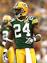 JARRETT BUSH, of the Green Bay Packers, in action during the Packers games against the Washington Redskins, in Green Bay, Wisconsin on October 14, 2007.  ..The Packers won the game 17-14...COPYRIGHT / SPORTPICS..........