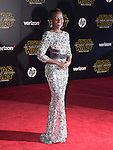 Lupita Nyong'o<br />  at Star Wars: The Force Awakens World Premiere held at El Capitan Theatre in Hollywood, California on December  14,2015                                                                   Copyright 2015Hollywood Press Agency