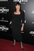 "Anjelica Huston at the World  Premiere of ""John Wick: Chapter 3 Parabellum"", held at One Hanson in Brooklyn, New York, USA, 09 May 2019"