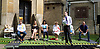 Vauxhall Hustings General Election 2017 at St Mark's Church, Kennington, London, Great Britain <br /> 27th May 2017 <br /> <br /> <br /> Pirate party candidate <br /> Mark Chapman<br /> <br /> <br /> <br /> <br /> Photograph by Elliott Franks <br /> Image licensed to Elliott Franks Photography Services Vauxhall Outdoor Hustings at St. Mark's Church, 337 Kennington Park Road, London SE11 4PW. A General Election hustings for the Vauxhall constituency has been called by Steve Coulson, the Vicar of St. Mark&rsquo;s Kennington, and Chair of the Friends of St. Mark&rsquo;s Churchyard. The outdoor event will take place at St Mark&rsquo;s on 18 April as part of the popular Oval Farmer&rsquo;s Market.
