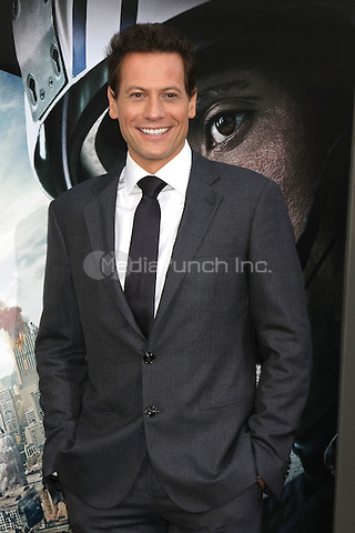 HOLLYWOOD, CA - MAY 26: Ioan Gruffudd at the San Andreas film premiere at The TCL Chinese Theatre in Hollywood, California on May 26, 2015. Credit: David Edwards/MediaPunch
