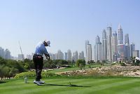 Ernie Els (RSA) Dubai Desert classic
