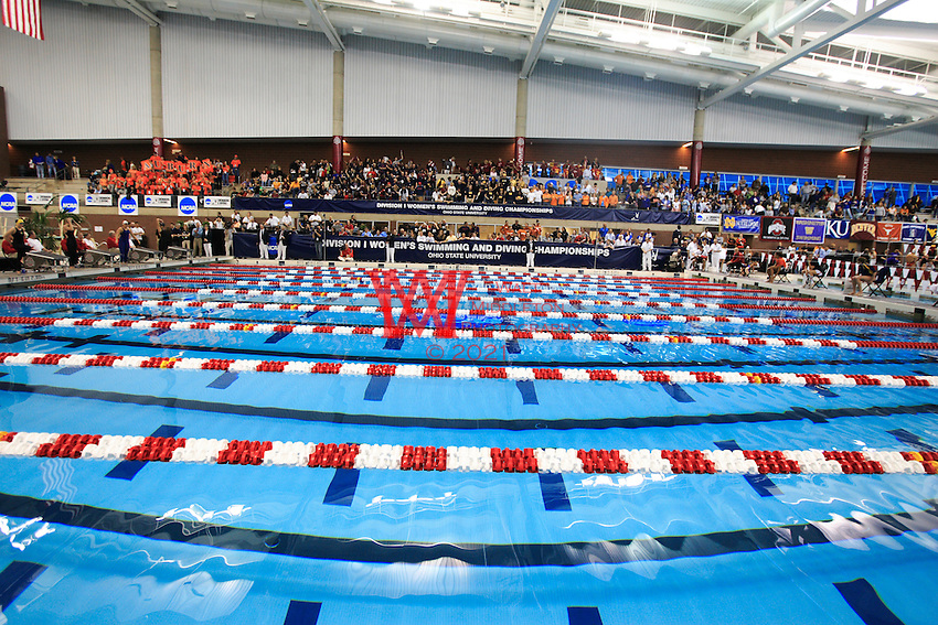 Women's 2008 NCAA Swimming Prelims 03-22-08