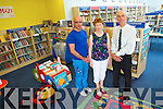 Welcoming the grant allocation of &euro;20,000 to Castleisland and Killarney Library are<br />