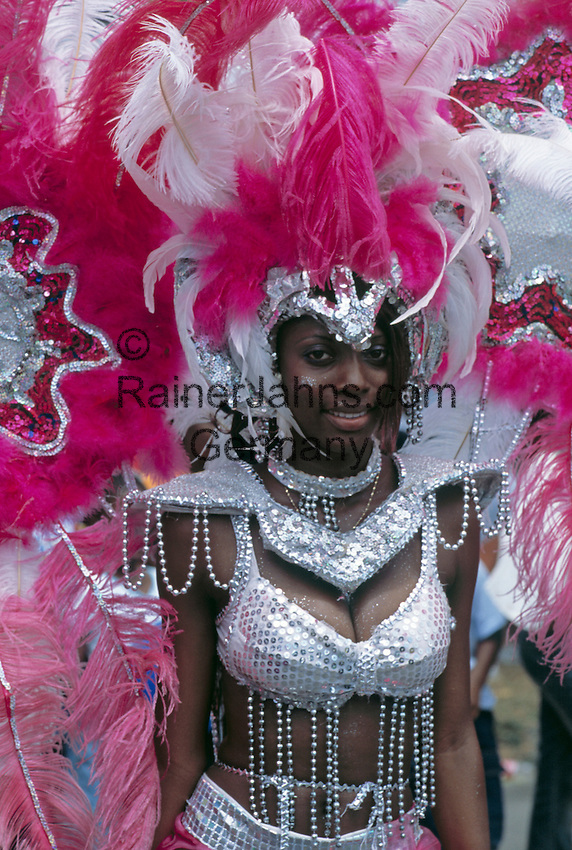 Trinidad & Tobago, Commonwealth, Trinidad, Port of Spain: Carnival
