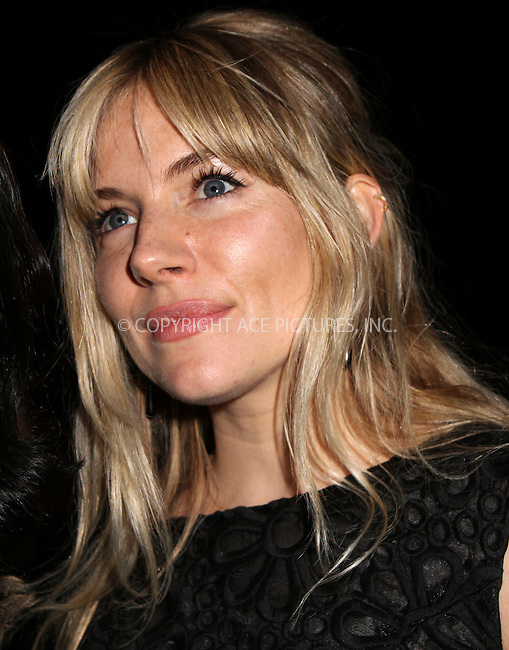 WWW.ACEPIXS.COM......April 16, 2013, New York City....Sienna Miller arriving at the Vanity Fair Party 2013 Tribeca Film Festival Opening Night Party held at the New York State Supreme Courthouse onon April 16, 2013 in New York City......By Line: Nancy Rivera/ACE Pictures......ACE Pictures, Inc...tel: 646 769 0430..Email: info@acepixs.com..www.acepixs.com