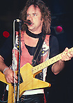 Ricky Medlocke of Blackfoot 1985