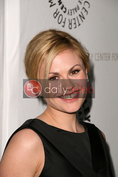 Anna Paquin<br />