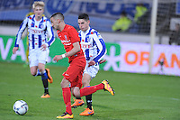 VOETBAL: HEERENVEEN: 06-02-16, Abe Lenstra Stadion, SC Heerenveen - FC Twente, uitslag 1-3, Hakim Ziyech, ©foto Martin de Jong