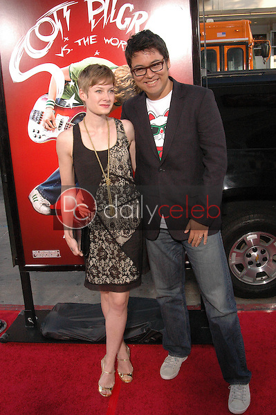 """Bryan Lee O'Malley<br /> at the """"Scott Pilgrim VS. The World"""" Premiere, Chinese Theater, Hollywood, CA. 07-27-10<br /> David Edwards/DailyCeleb.com 818-249-4998"""