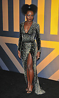 Lupita Nyong'o at the &quot;Black Panther&quot; European film premiere, Hammersmith Apollo (Eventim Apollo), Queen Caroline Street, London, England, UK, on Thu 08 February 2018.<br /> CAP/CAN<br /> &copy;CAN/Capital Pictures