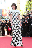 "Milla Jovovich attends the "" Blood Ties "" Premiere during the 66th Cannes Film Festival - Cannes"