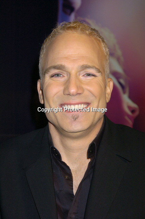 "Frank D'Ambrosio ..at The New York Premiere of ""Phantom of the Opera"" on ..December 12, 2004 at the Ziegfeld Theatre. ..Photo by Robin Platzer, Twin Images"