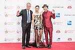 Celebrities and VIP's on the red carpet during the opening of the Mission Hills Celebrity Pro-Am on 24 October 2014, in Haikou, China. Photo by Aitor Alcalde / Power Sport Images