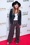 Leticia Dolera attends to the presentation of the new campaign of 'Solo Loewe' at Capitol Cinema in Madrid, Spain September 19, 2017. (ALTERPHOTOS/Borja B.Hojas)