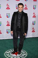 LAS VEGAS, NV - NOVEMBER 15 :  Chritian Ramirez pictured at the 2012 Latin Grammys at Mandalay Bay Resort on November 15, 2012 in Las Vegas, Nevada.  Credit: Kabik/Starlitepics/MediaPunch Inc. /NortePhoto