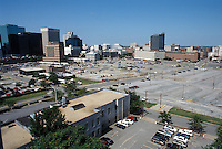 1996 June 26..Redevelopment..Macarthur Center.Downtown North (R-8)..FROM ROTUNDA BUILDING.LOOKING SOUTHWEST...NEG#.NRHA#..