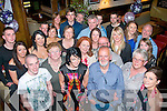 Petrina Comerford,Causeway(Front 3rd from the Lt)celebrated her 25th birthday last Saturday night in Gally's bar/restaurant,Castlemaine Rd,Tralee with many friends and family..