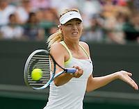 28-06-12, England, London, Tennis , Wimbledon, Maria Sharapova