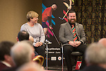 Golf Union of Wales Awards 2017<br /> Celtic Manor Resort<br /> 03.03.17<br /> ©Steve Pope - Sportingwales