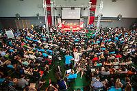 """Esino 2016 Wikimania Goes Outdoor, il primo raduno in Italia dei volontari e dei progetti Wikipedia,  dal 21 al 28 giugno a Esino Lario, 750 abitanti, sul lago di Como, la  """"Perla delle Grigne"""". Il raduno annuale organizzato da Wikimedia Foundation negli anni passati era stato organizzato a Buenos Aires, Washington, Londra o Città del Messico. Un anno fa, al momento dell'assegnazione al paesino lombardo, la concorrente più accreditata era la metropoli filippina Manila."""