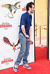 Jay Baruchel at the Dreamwork Pictures' Premiere How to Train Your Dragon held at Gibson Universal in Universal City, California on March 21,2010                                                                   Copyright 2010  DVS / RockinExposures