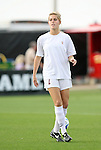 09 December 2007: USC's Shannon Lacy. The University of Southern California Trojans defeated the Florida State University Seminoles 2-0 at the Aggie Soccer Stadium in College Station, Texas in the NCAA Division I Womens College Cup championship game.