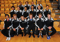 110625 NZ Under-17 Volleyball Team