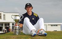 Boys Amateur Championship Final