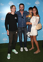 LOS ANGELES, CA - AUGUST 10: Skeet Ulrich, Jakob Ulrich, Family, at the Netflix Series Premiere Of True And The Rainbow Kingdom at the Pacific Theatres at The Grove in Los Angeles, California on August 10, 2017. Credit: Faye Sadou/MediaPunch