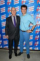 LOS ANGELES - SEP 25: Pat Harris, Max Goldberg at 'Pat Harris' California Democratic U.S. Senate run 2018 kick off' at Catalina Jazz Club Bar & Grill on September 25, 2017 in Hollywood, California