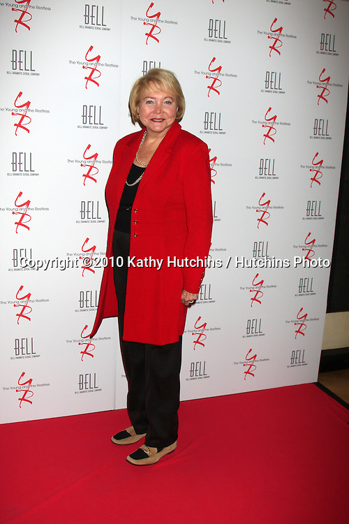 Lee Phillip Bell .arrivng at The Young & The Restless 37th Anniversary Dinner.Via Allorro.Beverly Hills, CA.March 9, 2010.©2010 Kathy Hutchins / Hutchins Photo....