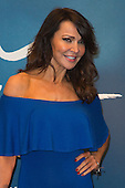 London, UK. 19 January 2016. Pictured: Lizzie Cundy. Celebrities arrive on the red carpet for the London premiere of Amaluna, the latest show of Cirque du Soleil, at the Royal Albert Hall.