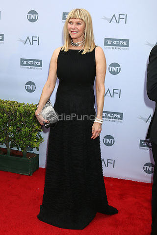 LOS ANGELES, CA - JUNE 9: Kate Capshaw at the American Film Institute 44th Life Achievement Award Gala Tribute to John Williams at the Dolby Theater on June 9, 2016 in Los Angeles, California. Credit: David Edwards/MediaPunch