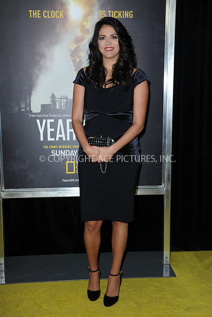 www.acepixs.com<br /> September 21, 2016  New York City<br /> <br /> Cecily Strong attending National Geographic's 'Years Of Living Dangerously' new season world premiere at the American Museum of Natural History on September 21, 2016 in New York City. <br /> <br /> Credit: Kristin Callahan/ACE Pictures<br /> <br /> <br /> Tel: 646 769 0430<br /> Email: info@acepixs.com