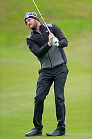 Damien Perrier (FRA) during the final round of the Monaghan Irish Challenge, Concra Wood, Monaghan, Ireland. 7-10-2018.<br /> Picture Fran Caffrey / Golffile.ie<br /> <br /> All photo usage must carry mandatory copyright credit (© Golffile | Fran Caffrey)